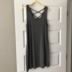 Ladies sz L summer casual dress/cover up